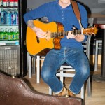 Open mic at North Perk Coffee in Petoskey