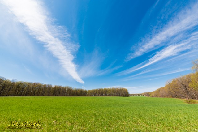 skies little traverse conservancy Joe Clark Photographer