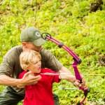 Arrows Away event photographer Joe Clark captures Little traverse Conservancy event