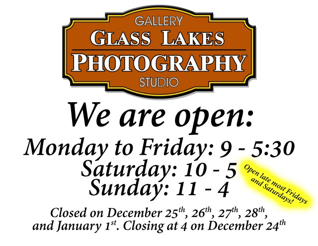 dec open hours