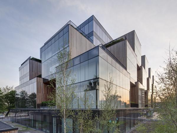 Guardian Glass Cisgo Innovation Center