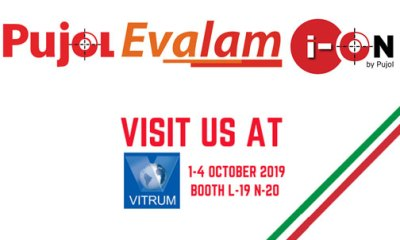 Pujol Evalam Vitrum Glass Exhibition