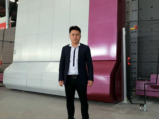 Lisec and Penghao Glass