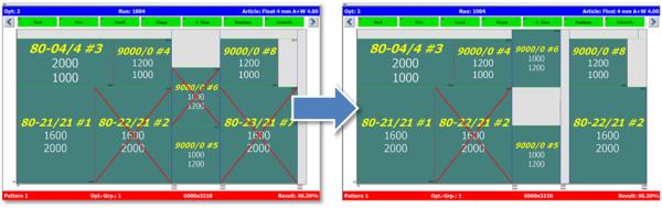 A+W Glass Software Defect Optimizer