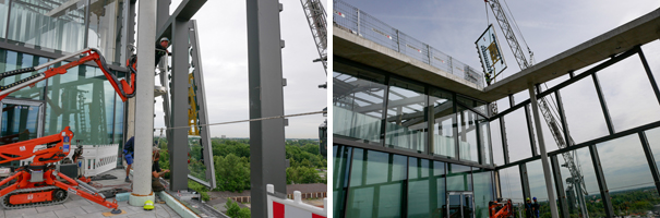 Heavydrive Glass Project Bavaria Tower