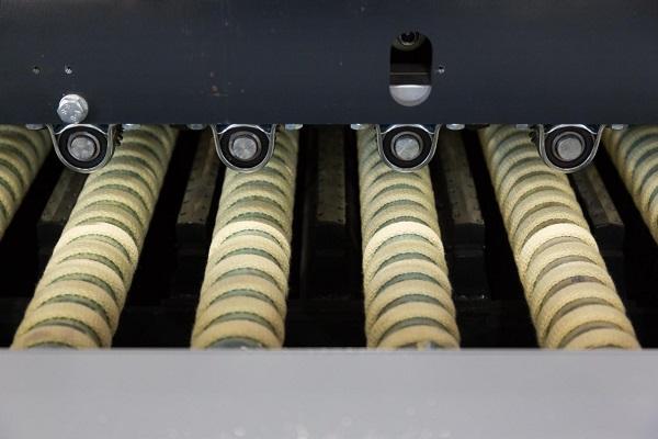 Mappi ATS Glass Tempering Furnace Kevlar Ropes