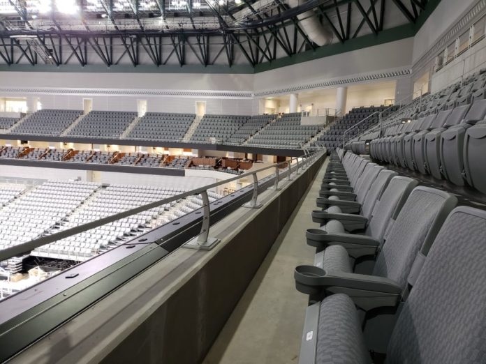 Trex Commercial Products - Dickies Arena