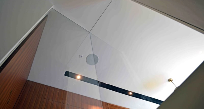 SYSTEMGLAS® balances aesthetics with fire protection