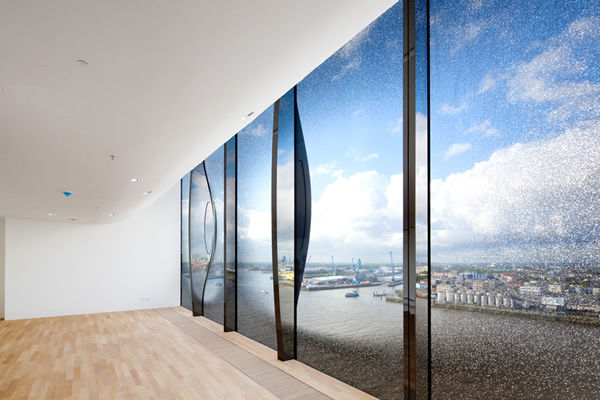 Guardian Glass Project: Hamburg Concert Hall