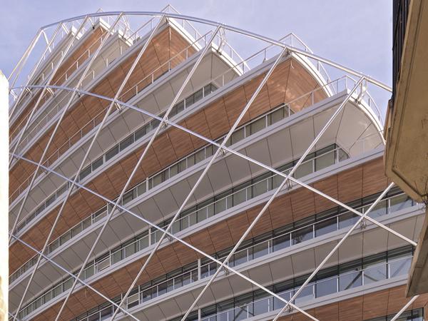 Guardian Glass Project: Portomaso Business Tower 2