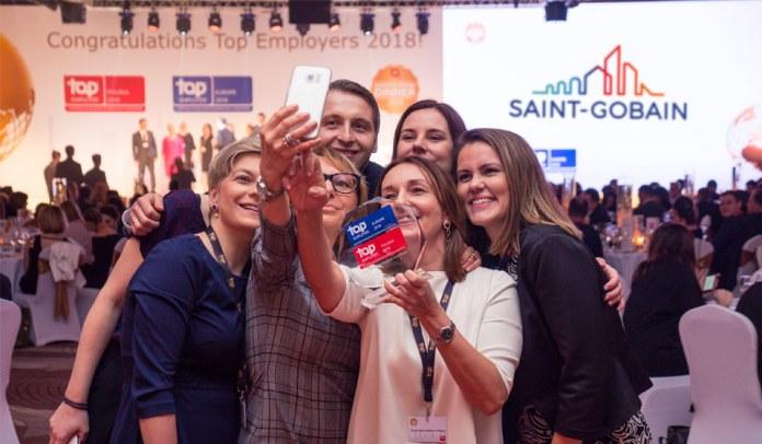 Saint Gobain Top Employer Global