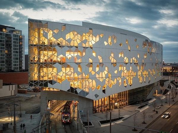 2020 AIA award winner | Vitro Architectural Glass Project