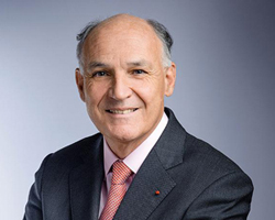 Pierre-André de Chalendar, Chairman and Chief Executive Officer at Saint-Gobain