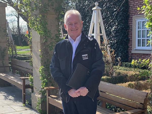 Steve Goble, Managing Director, HEGLA UK