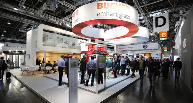 Bucher Emhart Glass cancels Glasstec 2020 participation