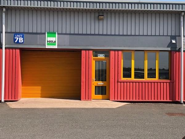 Hegla UK New Offices