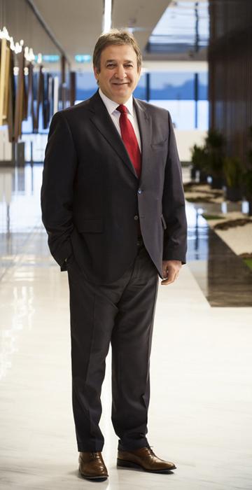 Prof. Ahmet Kırman, Şişecam Group Vice Chairman and CEO