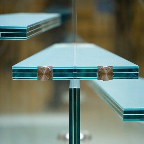 Safety Glass Spiral Staircase Cost Clear Glass Stair Treads | Tempered Glass Panels For Stairs | Metal | Glass Balustrade | Newel Post | Acrylic | Bannister