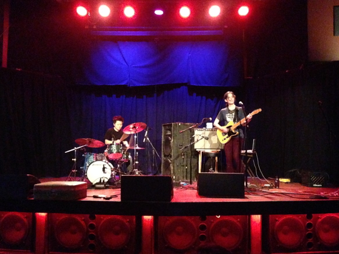 Glassmen at The High Noon Saloon, April 12, 2017