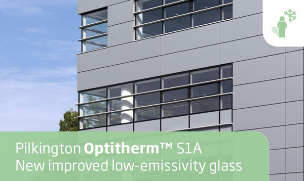Pilkington Optitherm™ S1A