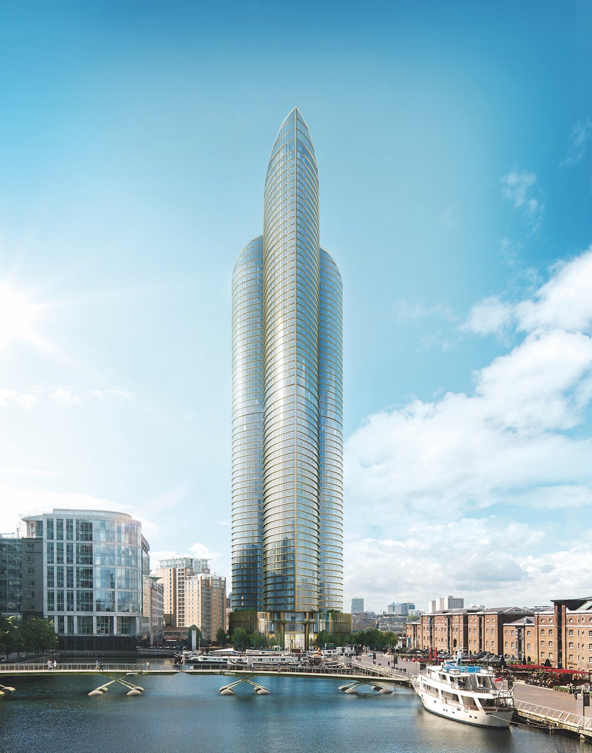 21 Skyscrapers That Will Transform Londons Skyline By 2020