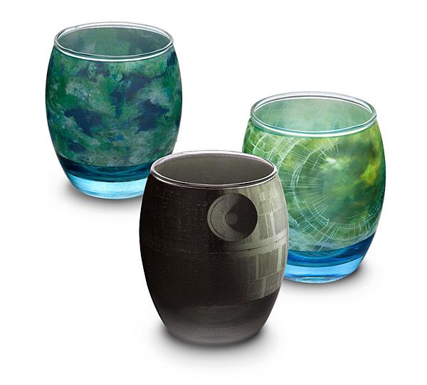 glassware supplier
