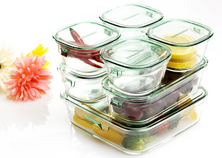 glass containers in the microwave safe