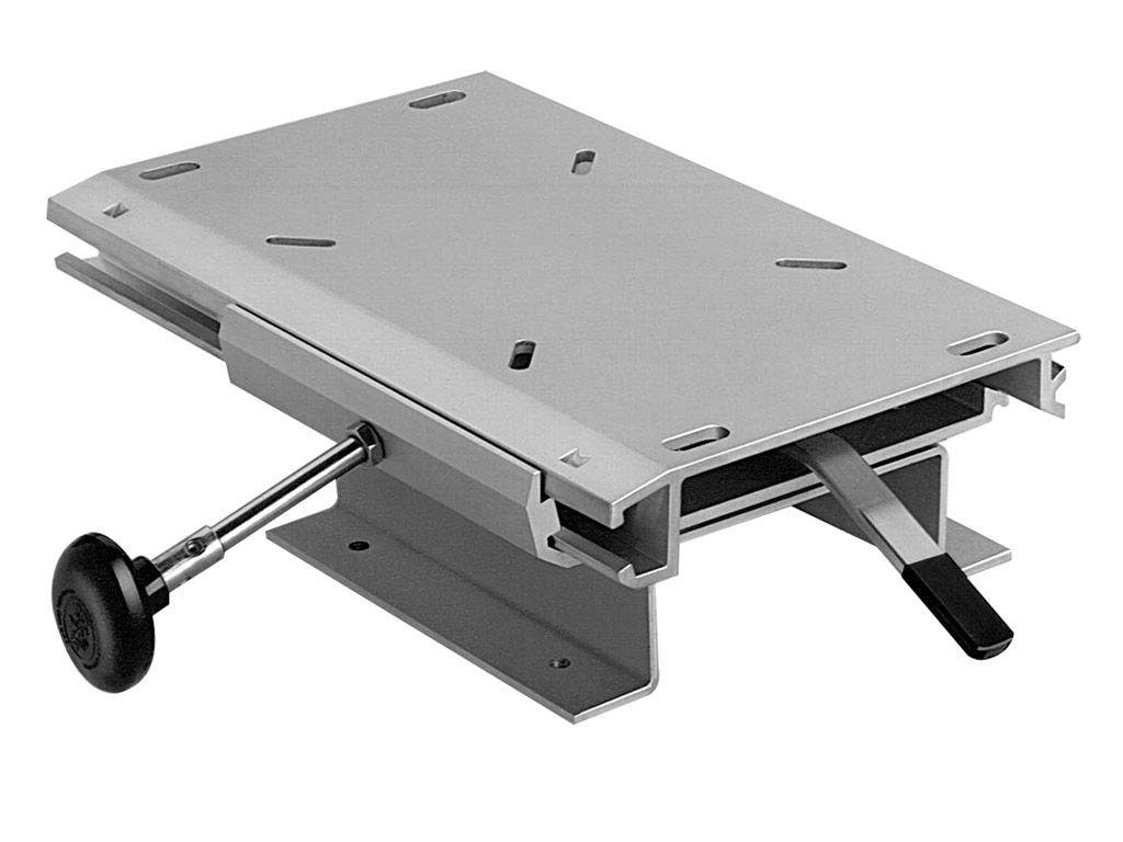 Helm Chair Box Mount Swivel Base Glastop Inc