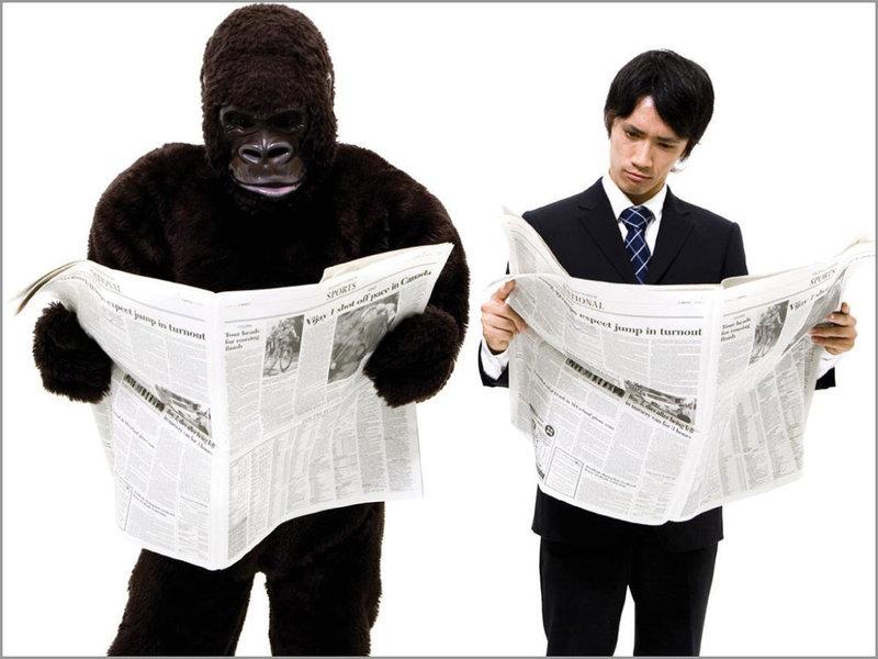 Livro: O Gorila Invisível