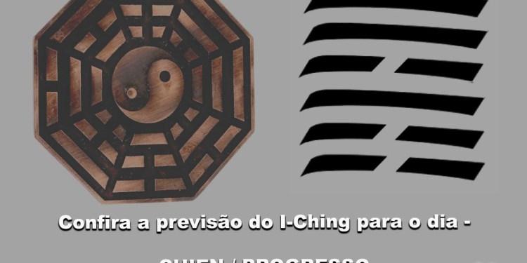 Confira a previsão do I-Ching para o dia – Chien/Progresso