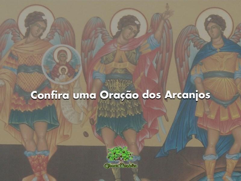 Confira uma Oração dos Arcanjos
