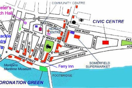 map brighton town centre » Free Wallpaper for MAPS | Full Maps