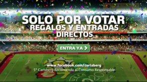 Spot Publicitario Carlsberg Eurocopa 2012 «Paracaídas»