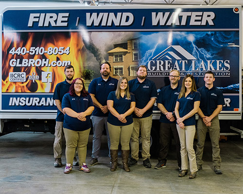 The Great Lakes Building & Restoration Team