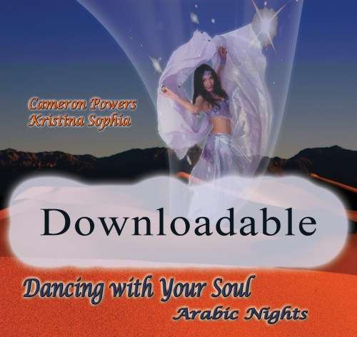 Downloadable Dancing with your Soul CD mp3s