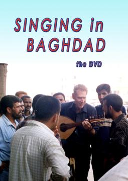 Singing in Baghdad DVD Cover