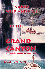 Naked Wild and Free in the Grand Canyon Cover