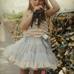 Mist Lace Petti Skirt