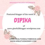 Featured Mom Blogger #MMM