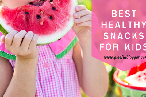 Munching Time – Best Healthy Snacks for Kids