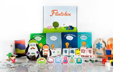 Learning is Fun with Kids Activity Boxes