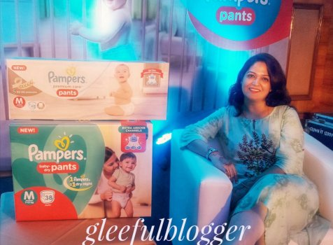 Pampers Pants – Magic of 3 Technology Diapers