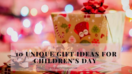 unique children's day gift ideas