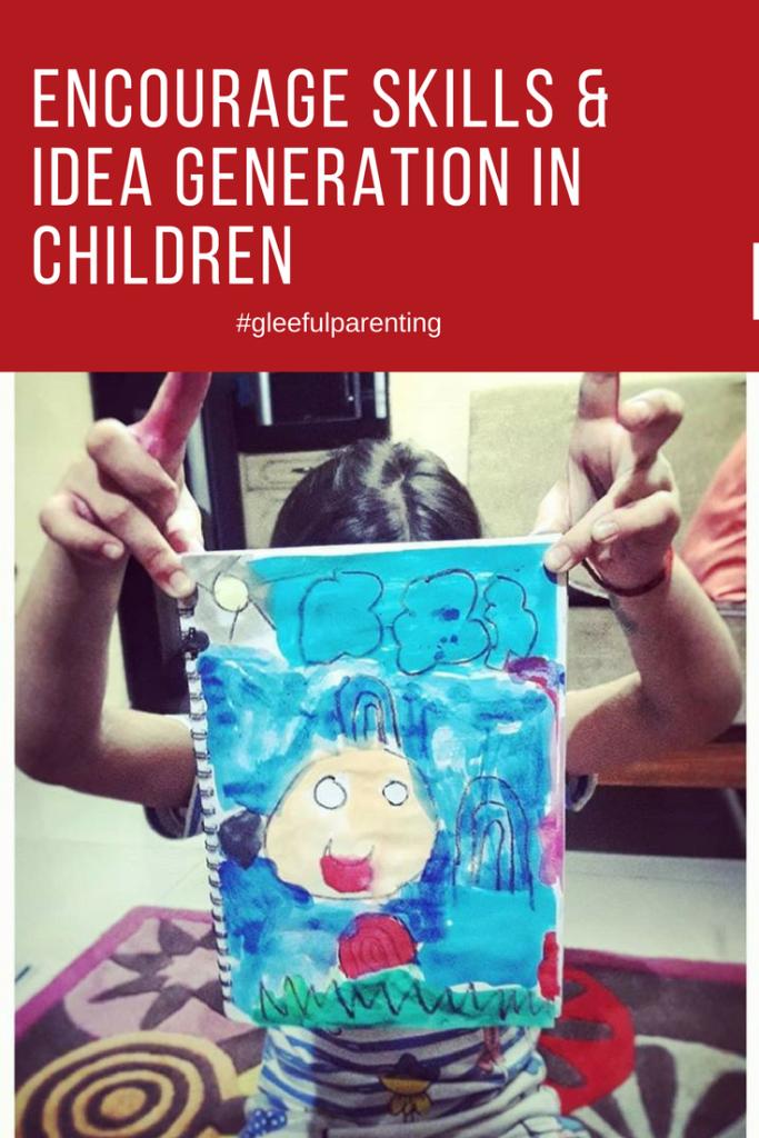 teach children creativity
