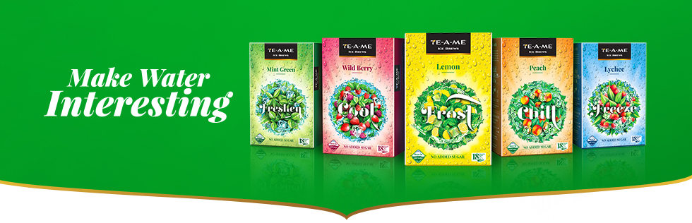 Ice tea flavors