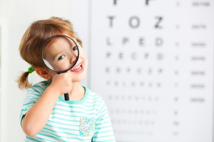 Children eye care