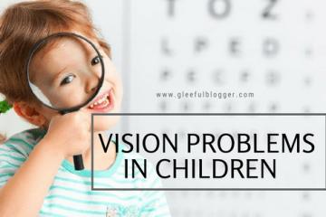 Child eye care
