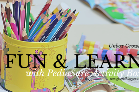 fun and learn activity box