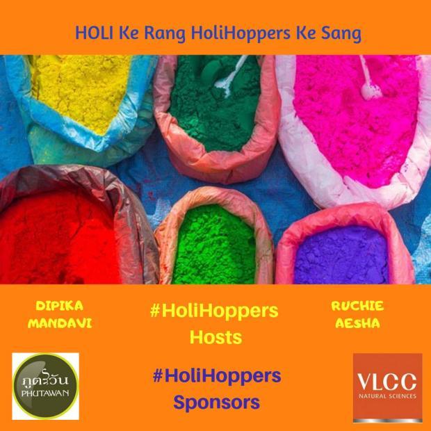 HoliHoppers  How to celebrate holi