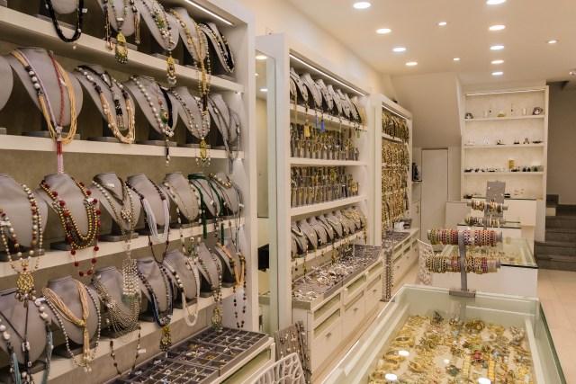 Silver Centrre silver jewelry bengaluru store